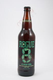 Rogue Brewery 8 Hop IPA 22fl oz