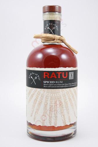 Ratu Spice Fijian Rum 750ml