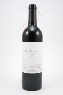 P + S Prats & Symington Post Scriptum de Chryseia 2013 750ml