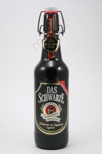 Schwaben Brau Das Schwarze Bier 500ml