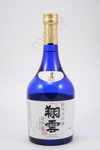 Hakutsuru Premium Sho-Une Junmai Daiginjo Sake 720ml