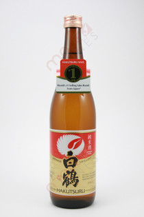Hakutsuru Excellent Junmai Sake 720ml