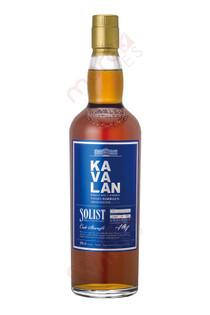 Kavalan Solist Vinho Barrique Single Cask Strength (Bottle 034/218) 700ml *2015 World's Best Whisky*