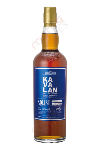 Kavalan Solist Vinho Barrique Single Cask Strength (Bottle 034/218) 700ml *2015 World's Best Whisky*