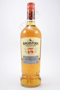 Angostura Gold 5 Year Old Rum 750ml