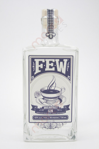 FEW Breakfast Gin 750ml