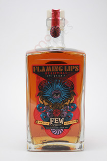 Few Flaming Lips Brainville Rye whiskey 750ml