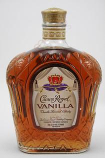 Crown Royal Vanilla Whisky 750ml