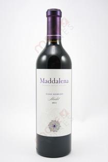 Maddalena Vineyard Paso Robles Merlot 2011 750ml