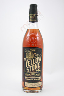 Yellowstone Limited Edition 2016 7 Year Old Kentucky Straight Bourbon Whiskey 101 Proof 750ml