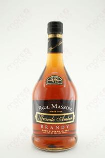 Paul Masson Grande Amber Brandy 750ml