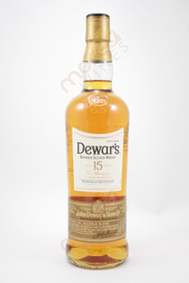 Dewar's The Monarch 15 Year Old Blended Malt Scotch Whisky 750ml