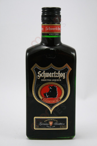 Schwartzhog Krauter Liqueur 375ml