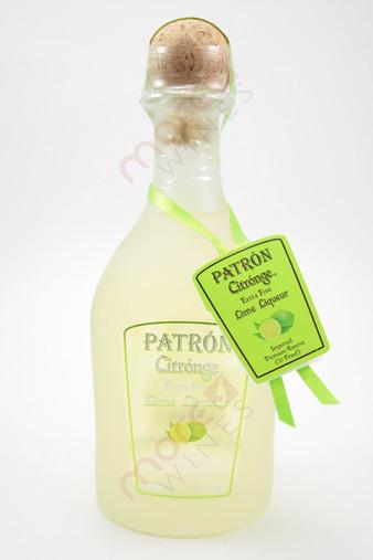 Patron Citronge Extra Fine Lime Liqueur 750ml