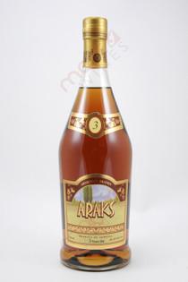 Araks 3 Year Old Brandy 750ml