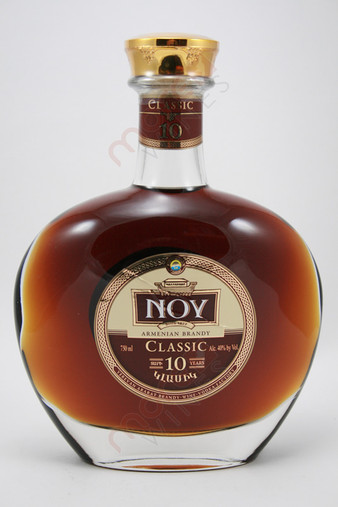 Noy Classic 10 Year Old Brandy 750ml