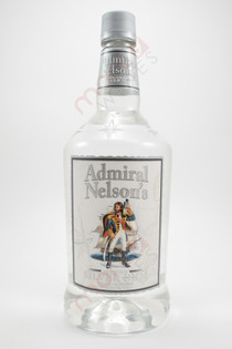 Admiral Nelson Silver Rum 1.75L