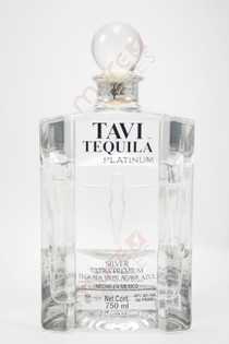 Tavi Platinum Tequila 750ml