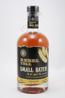 Rebel Yell Small Batch Reserve Straight Bourbon Whiskey 750ml