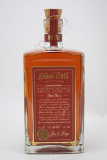 Blood Oath Pact No. 2 Kentucky Straight Bourbon Whiskey 750ml