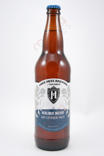 Mike Hess My Other Vice Berliner Weisse 22fl oz