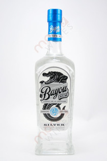 Bayou Silver Rum 750ml