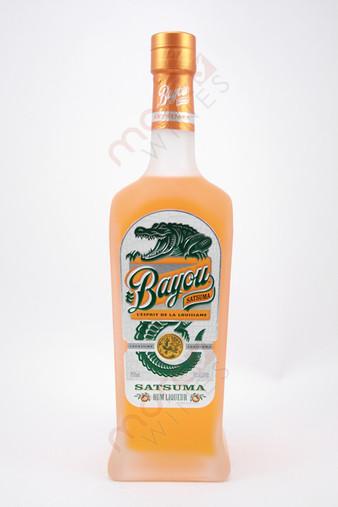 Bayou Satsuma Rum Liqueur 750ml