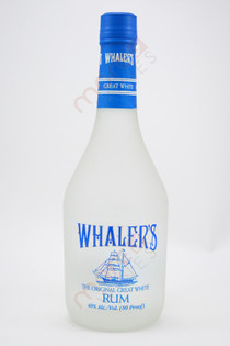 Whaler's The Original Great White Rum 750ml