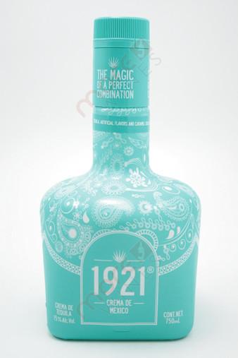 1921 La Crema De Mexico Tequila Liqueur 750ml