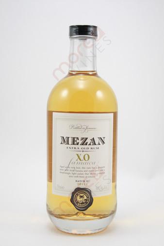 Mezan X.O. Extra Old Jamaican Rum 750ml