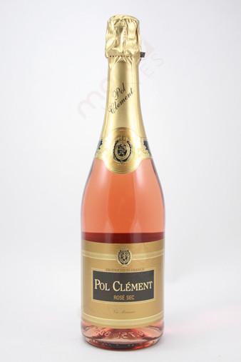 Pol Clement Rose Brut 750ml
