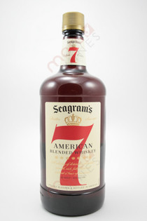 Seagram's 7 Crown Whiskey 1.75L
