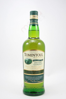 Tomintoul With A Peaty Tang Single Malt Scotch Whisky 750ml
