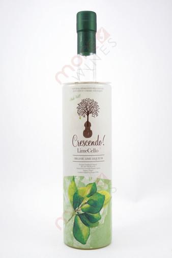 Crescendo LimeCello Organic Lime Liqueur 750ml