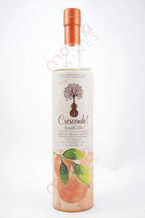 Crescendo AranCello Organic Orange Liqueur 750ml