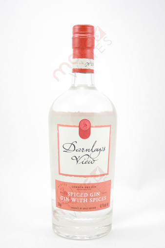 Darnley's View Spiced Gin 750ml