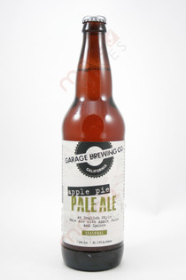 Garage Brewing Apple Pie Pale Ale 22fl oz