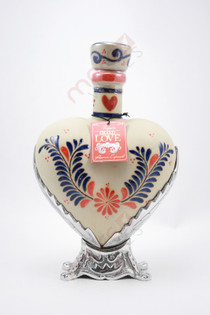 Grand Love Extra Anejo Tequila Ceramic 750ml