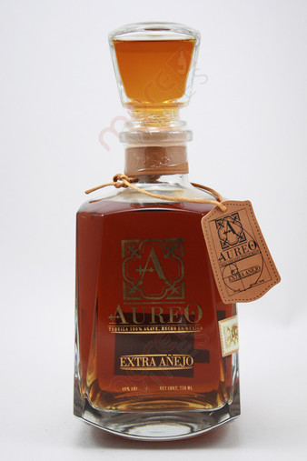 Aureo Extra Anejo Tequila 750ml