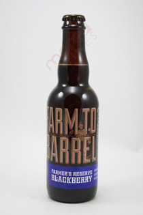 Almanac Farmer's Reserve Blackberry Ale 375ml