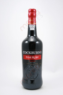Cockburn's Fine Ruby Port 750ml