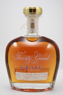 Twenty Grand Grape Almondine Flavored Vodka 750ml
