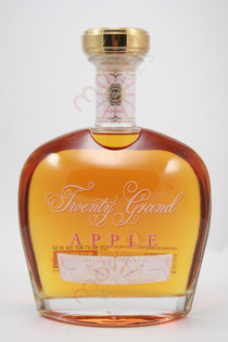 Twenty Grand Apple Vodka Infused With Cognac 750ml