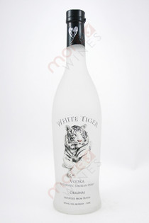 Amur Spirits White Tiger Vodka 750ml