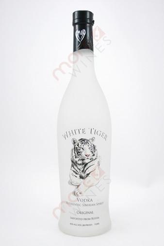 Amur Spirits White Tiger Vodka 750ml