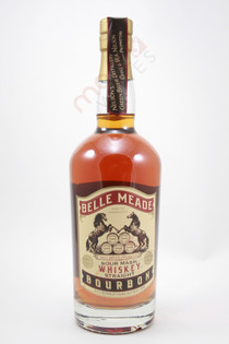 Belle Meade Sour Mash Straight Bourbon Whiskey 750ml