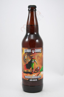 Clown Shoes Aurora Orangealis IPA 22fl oz