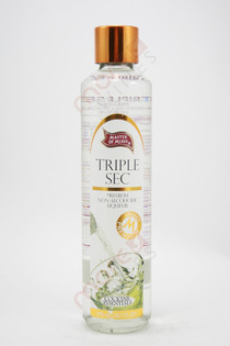 Master Of Mixes Cocktail Essentials Triple Sec Non-Alcoholic Liqueur 375ml