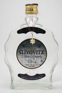 R. Jelinek Kosher Silver Slivovitz Plum Brandy 750ml