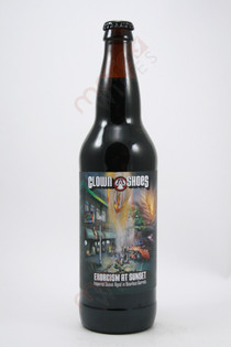 Clown Shoes Exorcism at Sunset American Imperial Stout 22fl oz